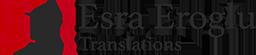 Esra Eroglu Translations